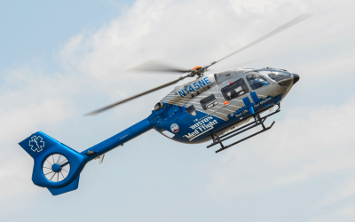 Metro Aviation delivers H145 to Boston MedFlight