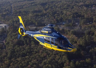 U OF MICHIGAN – SURVIVAL FLIGHT