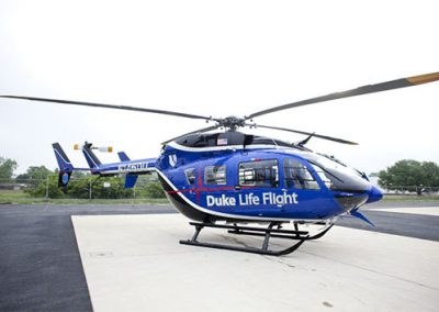 DUKE LIFE FLIGHT