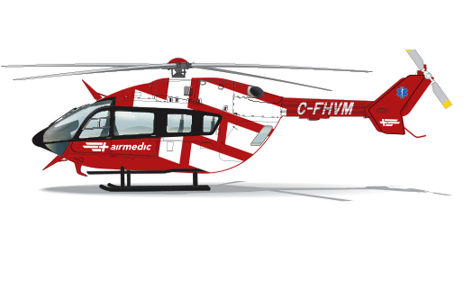 Airmedic Signs Purchase Agreement For Three Ec145e Aircraft Metro