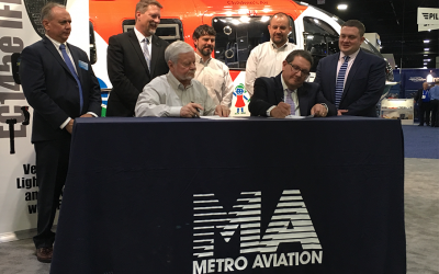 HealthNet Aeromedical Services strengthens fleet with EC145e